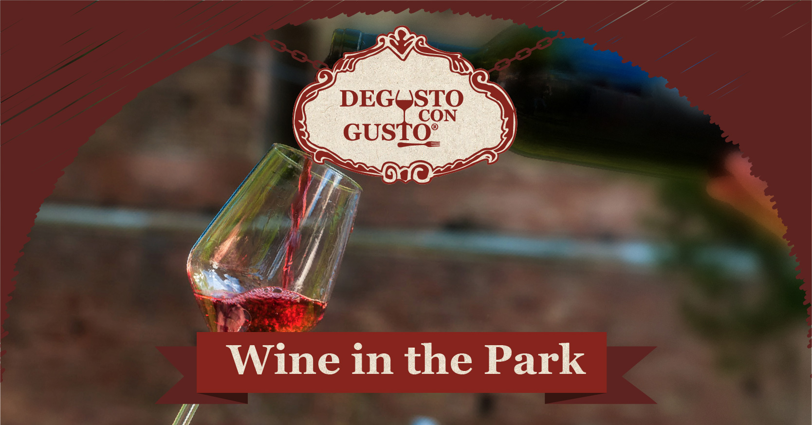 Degusto con Gusto - 2017 - Wine in the Park a Russi